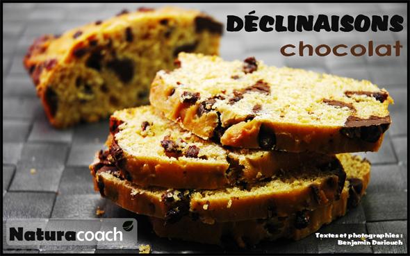 """Découvrez """"Déclinaisons chocolat"""", mon 1er ebook de recettes"""
