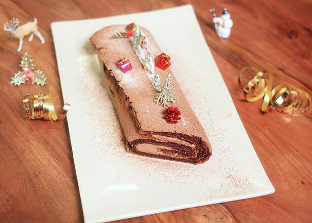 buche-chocolat-sans gluten