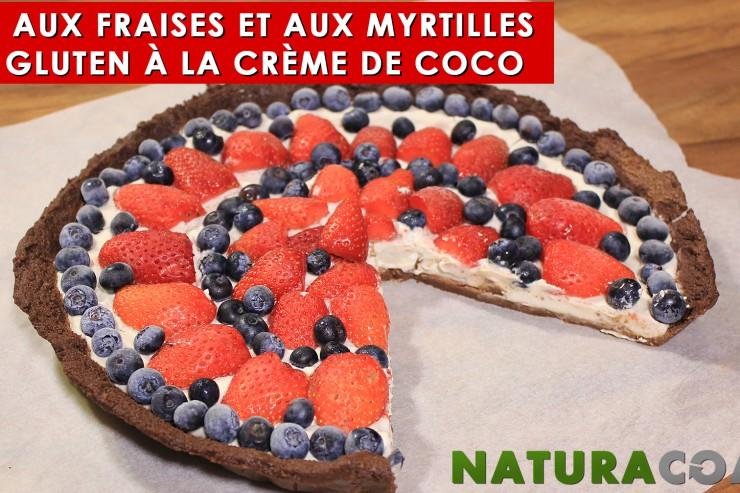 tarte-fraises-sans-gluten-crue
