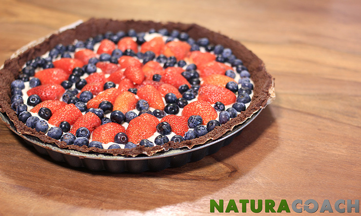 tarte-fraises-sans-gluten