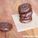 Recette de cookies ultra-moelleux chocolat-noisette (sans gluten - sans beurre)