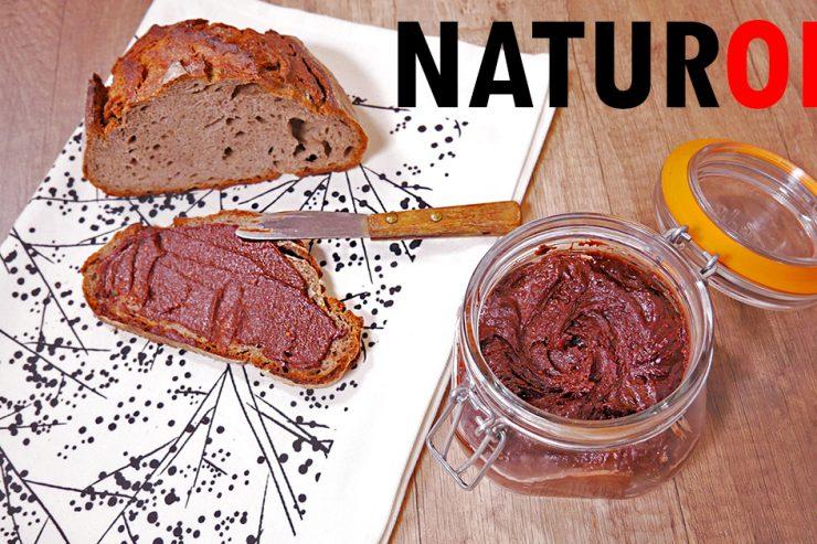 Naturola : recette de pâte à tartiner maison saine et gourmande